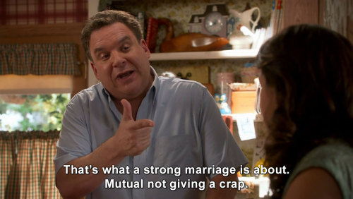 The Goldbergs - That´s what a strong marriage is about