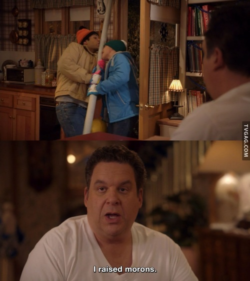 The Goldbergs - You've got to be kidding me