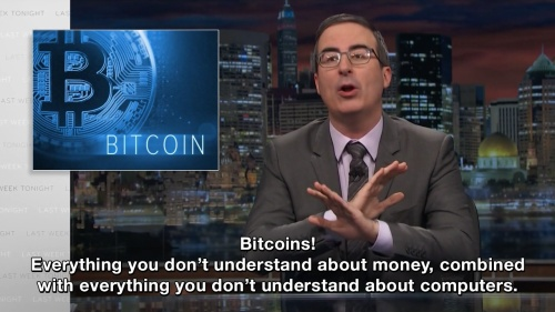 Last Week Tonight with John Oliver - Cryptocurrencies