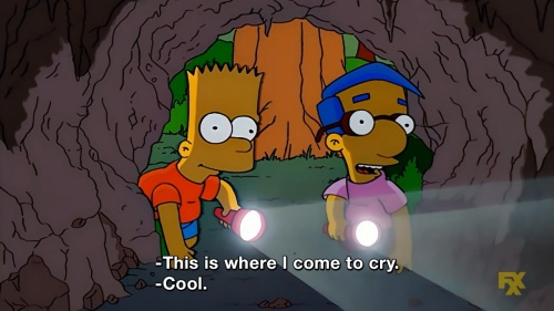 The Simpsons - Cool