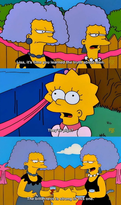The Simpsons - Truth about men