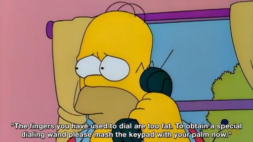The Simpsons - Savage