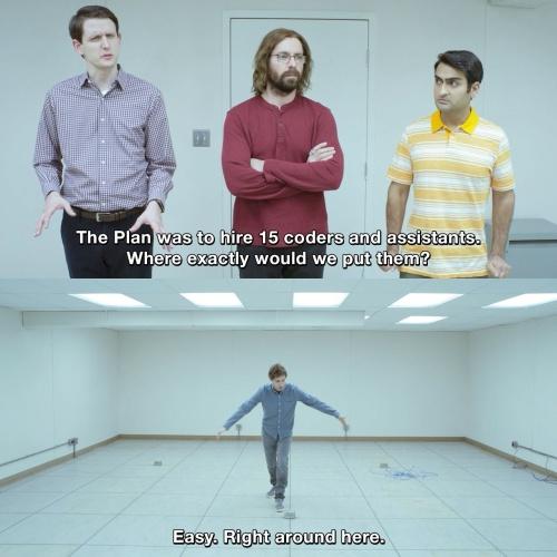 Silicon Valley - no prob