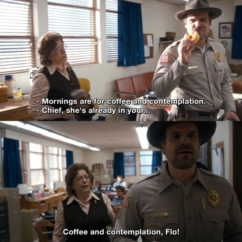 Stranger Things Funny Quotes At Tvgagcom Page 2