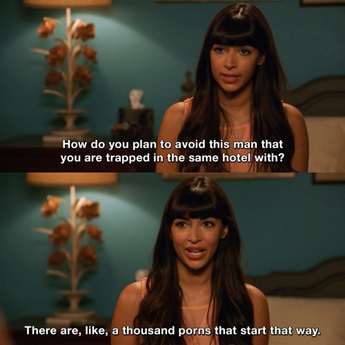 New Girl - There are like a thousand porns that