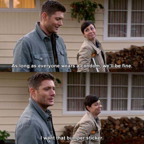 Supernatural - Me too :)