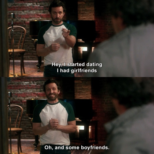 Supernatural - Hey, I started dating