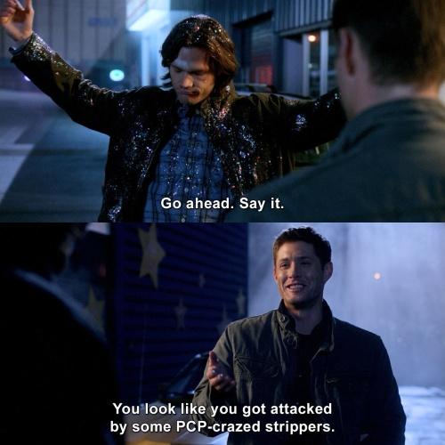 Supernatural - Just say it
