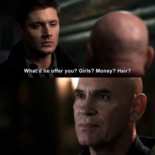 Supernatural - What'd he offer you?