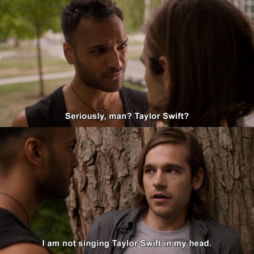 The Magicians - Taylor Swift?
