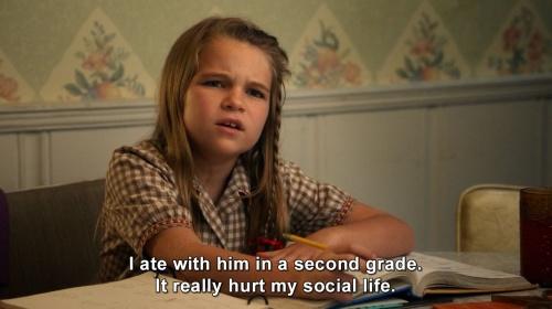 Young Sheldon - It really hurt my social life.