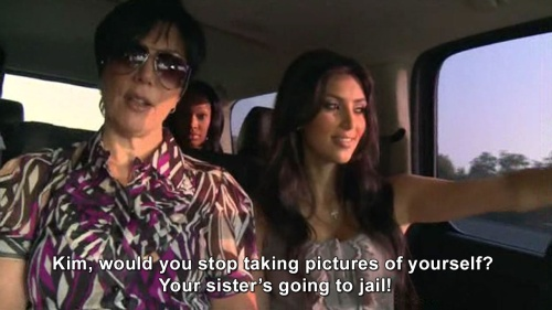 Keeping Up with the Kardashians - Just stop it