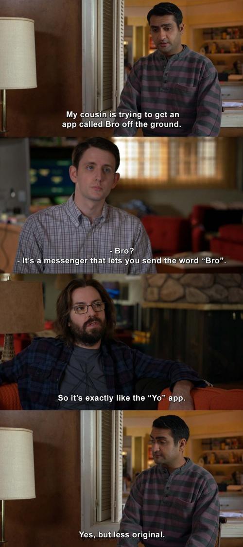 Silicon Valley - Hey Bro