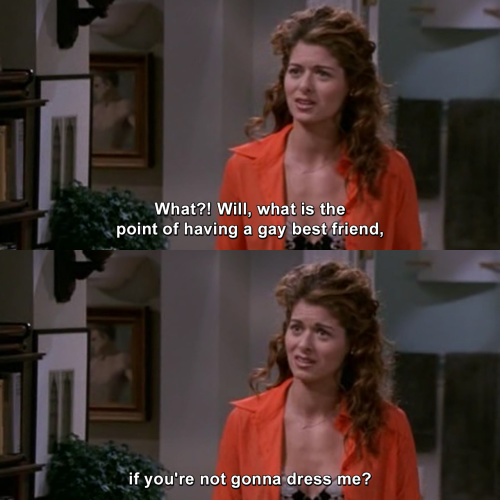Will and Grace - What is the point