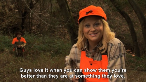 Parks and Recreation - Leslie knows best