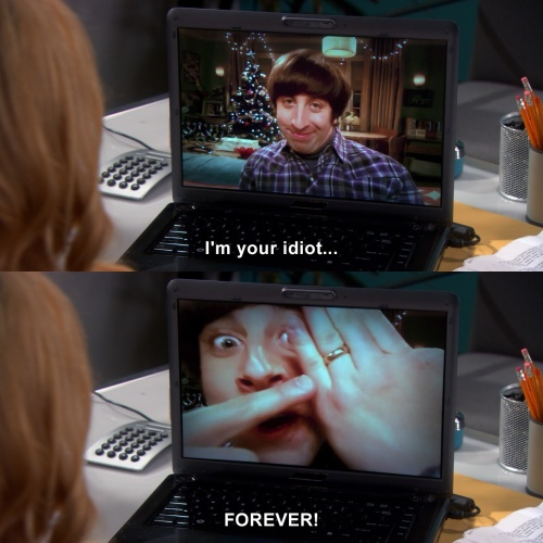 The Big Bang Theory - Forever!!!