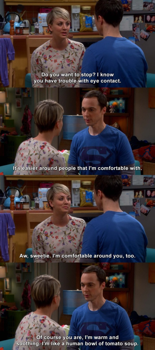 The Big Bang Theory - The Intimacy Acceleration