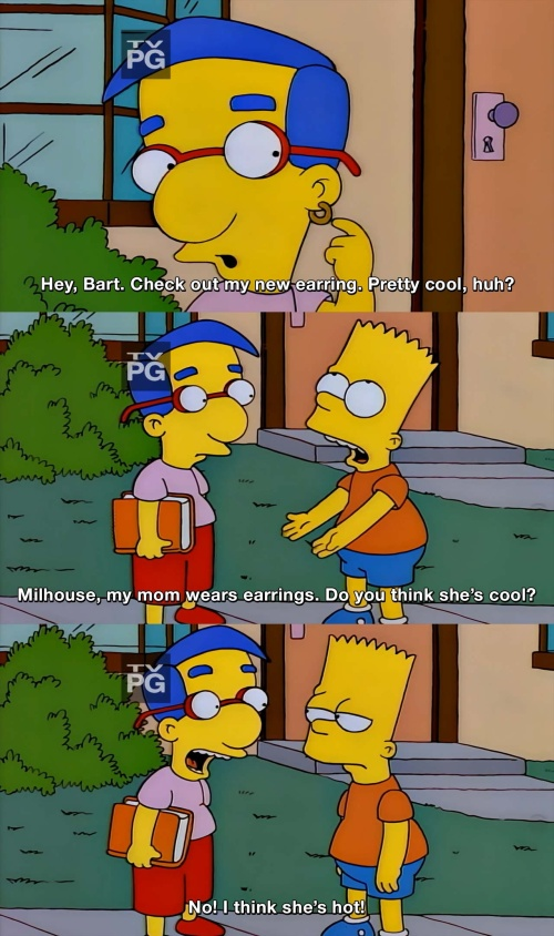 The Simpsons - Pretty cool, huh?