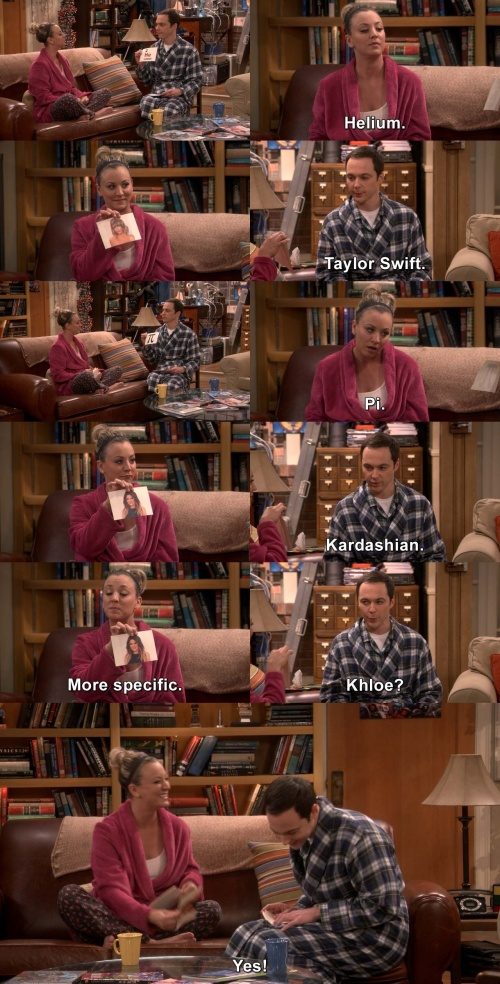 The Big Bang Theory - Their friendship is so sweet