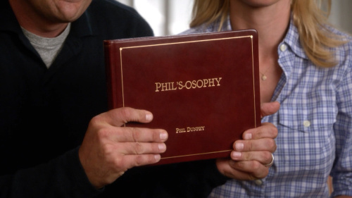 Modern Family - Phil's-Osophy