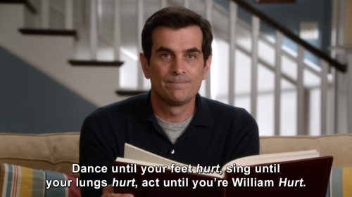 Modern Family - Dance until your feet hurt