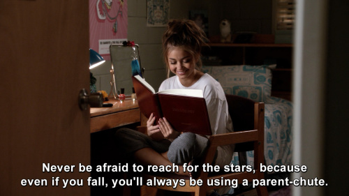 Modern Family - Never be afraid to reach for the stars