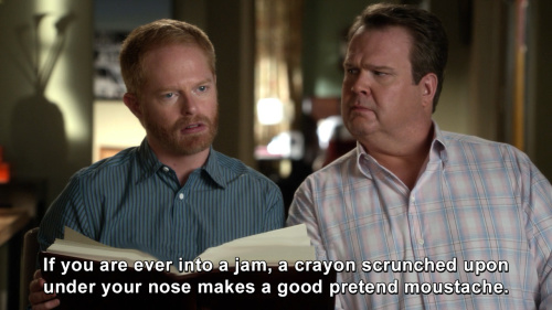 Modern Family - If you are ever into a jam