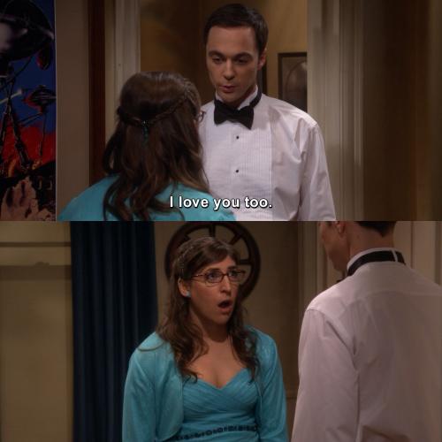 The Big Bang Theory - Finally!