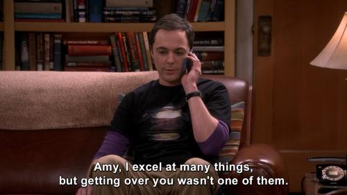 The Big Bang Theory - I excel at many things