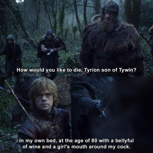 Game of Thrones - How would you like to die