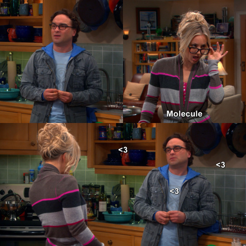 The Big Bang Theory - Molecule