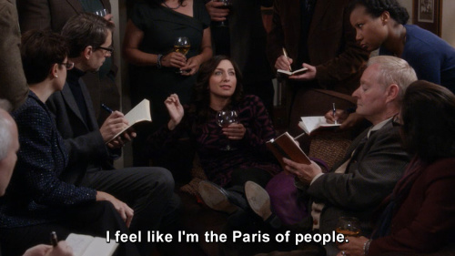Brooklyn Nine-Nine - I feel like I'm the Paris of people.
