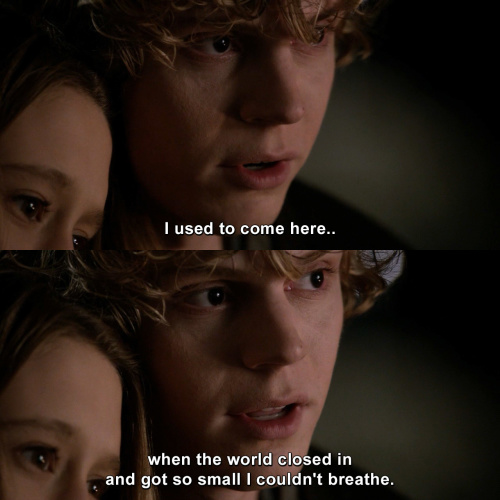 American Horror Story - I used to come here