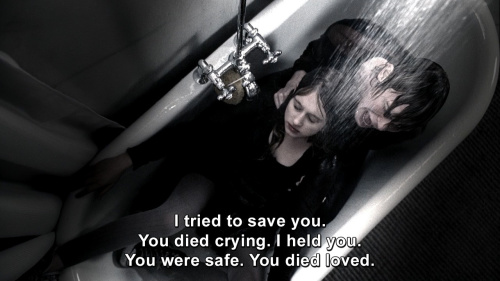 American Horror Story - I tried to save you.