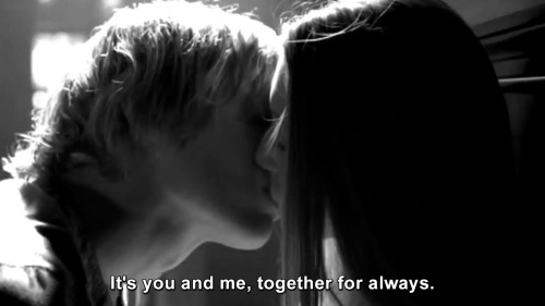 American Horror Story - It's you and me, together for always.