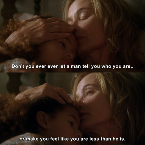 American Horror Story - Don't you ever ever let a man tell you who you are