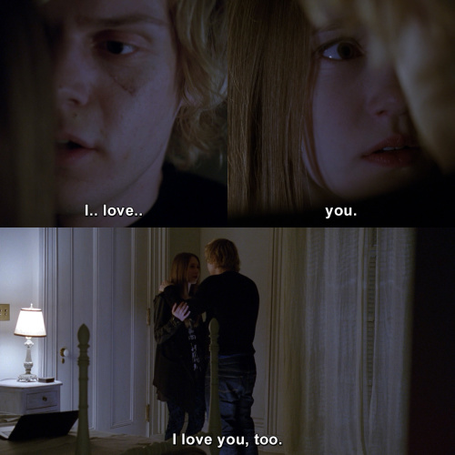 American Horror Story - I...love...you.