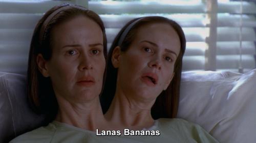 American Horror Story - Lanas Bananas