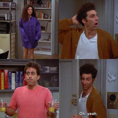 Seinfeld - Oh yeah baby
