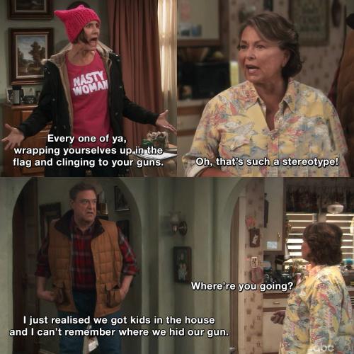 Roseanne - Every one of ya
