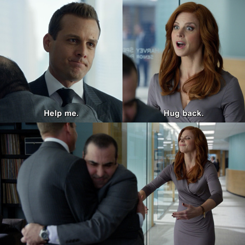 Suits - Help me.