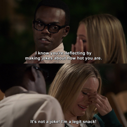 The Good Place - It's not a joke!