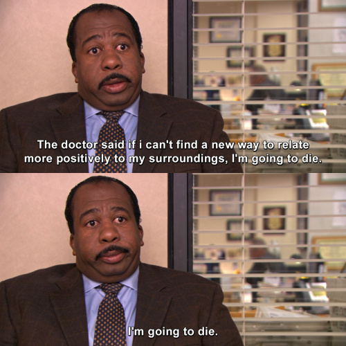The Office - The doctor said