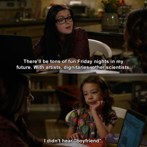 Modern Family - Tons of fun Friday nights in my future