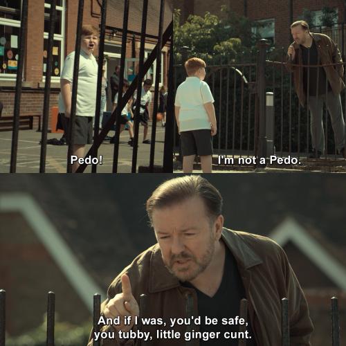 After Life - Pedo!