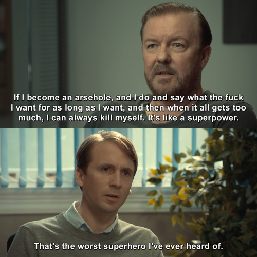 After Life - It's like a superpower.
