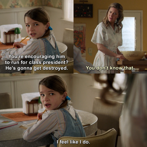 Young Sheldon - He's gonna get destroyed.