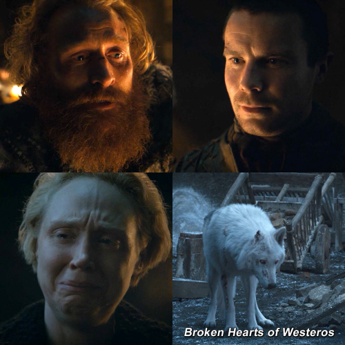 Game of Thrones - The Broken Hearts of Westeros