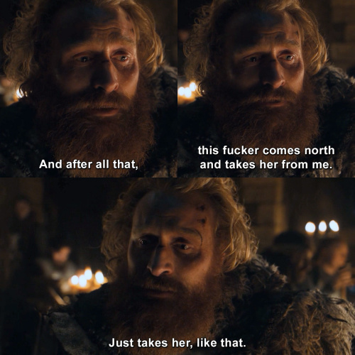 Game of Thrones - And after all that