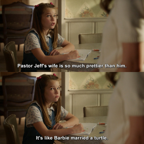 Young Sheldon - She is so much prettier than him
